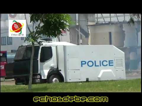Echos de Bè:  La repression des forces de l'ordre au carrefour Bodjona acte 3