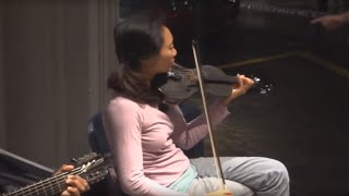 Violin Amazing violin music by girls playing on New Orleans streets!