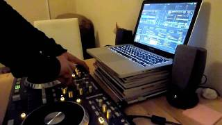 Numark Mixtrack Pro Progressive House Mix