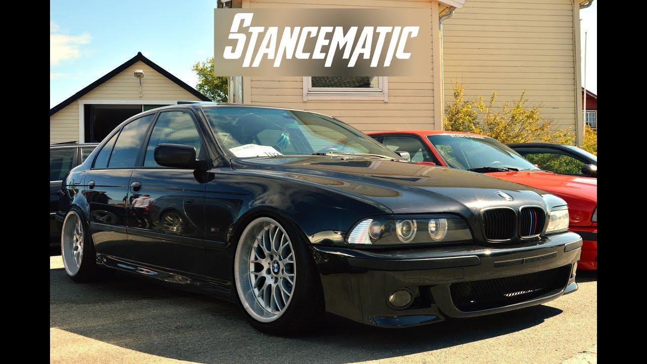Bmw E39 Stance