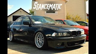 STANCEMATIC x BMW E39 STANCE - CINEMATIC - NORWAY
