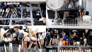 Makeup Collection & Storage 2015