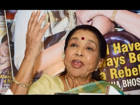 Asha Bhosle: I'm impressed by Rahat Fateh Ali Khan & Javed Ali   Society Cover Launch