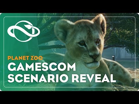 Planet Zoo | Gamescom Scenario Reveal