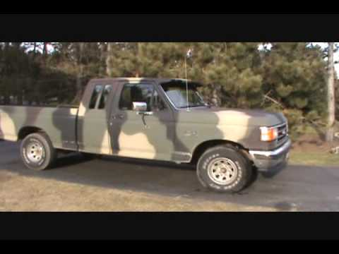 Camouflage Truck Youtube