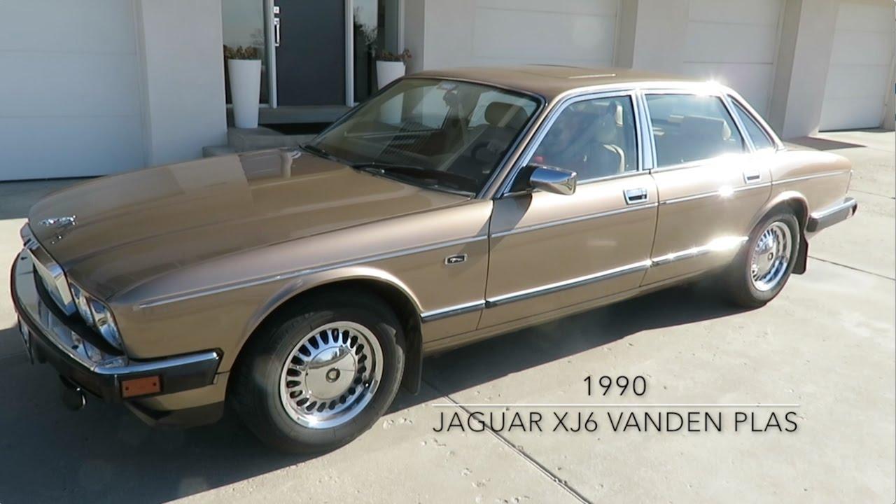 1990 Jaguar XJ6 Vanden Plas Edition For Sale by Owner  YouTube