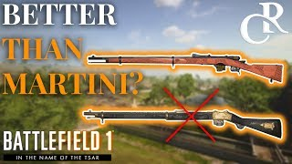 Will the Vetterli-Vitali REPLACE Martini Henry? - Battlefield 1 In The Name of Tsar