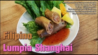 How To Make Lumpia Shanghai - Day16,643