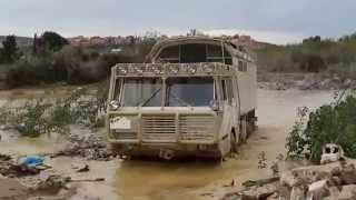 Truck Tatra T813 Oued Aourir Agadir Morocco (Reda Taoujni)