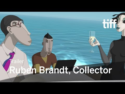 RUBEN BRANDT, COLLECTOR Trailer
