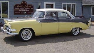 1956 Dodge Custom Royal Four Door Sedan - Restored By KensKlassics.com