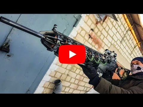 How To Make Russian Federation Gun From Future Diy
