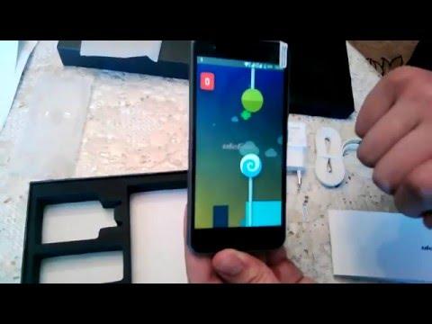 Мобильный телефон Ulefone Paris 16GB Metal Golden