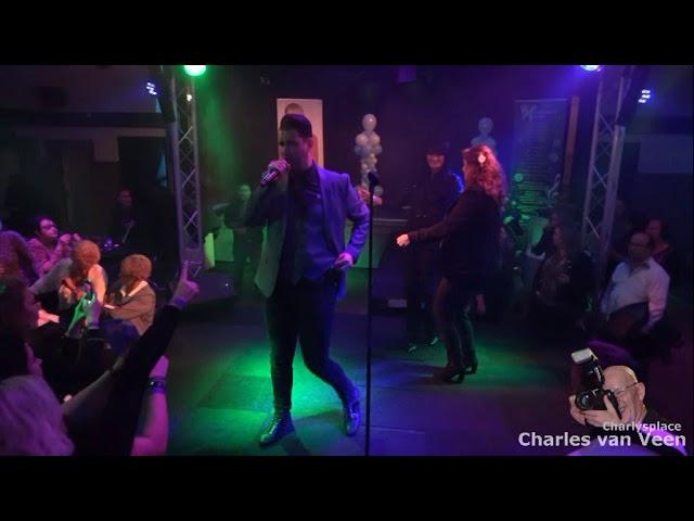 Jeffrey Heesen zingt Nikita @ Franky Falcon
