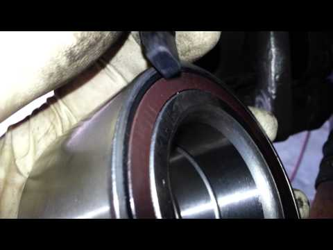 Don't replace honda/Ford/ect wheel bearing before watching!