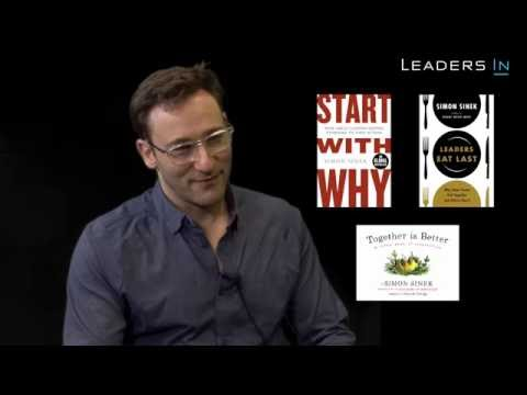 Simon Sinek - Full Interview with LeadersIn