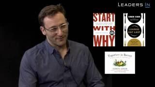 Simon Sinek - Full Interview with LeadersIn