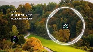 Alan Walker & Alex Skrindo - Sky ♪ [NCS  Style]