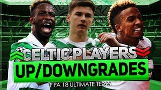 Fifa 18 | celtic player upgrades | predictions!