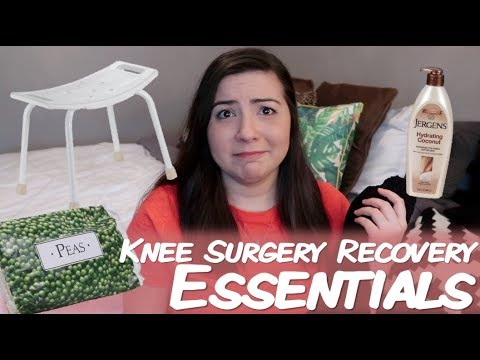 Download Knee Surgery Recovery Essentials | TTO, MPFL, OCA & Lateral Lengthening
