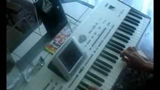 Uzivo Muzika  Proba/ Anes svira Korg pa2Xpro sinan mile mix