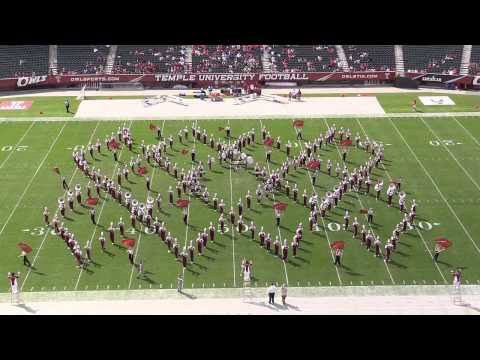 Temple University Diamond Marching Band - Aint it Fun by Paramore