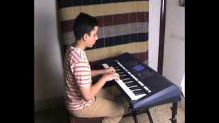 Chingari Koi Bhadke.. (Amar Prem) Piano Cover by Mayank Sahu