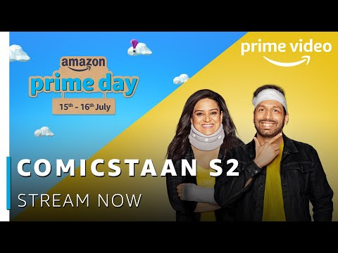 Stream Now: Hansi Ke Fuware with Comicstaan S2 | Amazon Original 2019