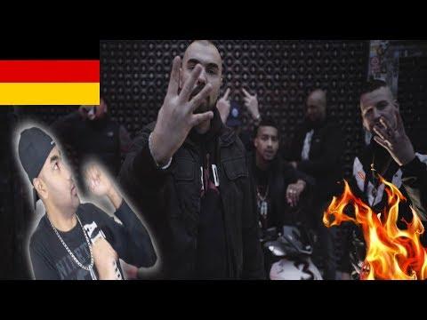 187 Allstars 2017 (Jambeatz)  INDIAN REACTS TO GERMAN(GERMANY) RAP