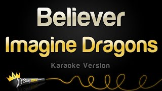 Download Imagine Dragons - Believer (Karaoke Version) MP3 song and Music Video
