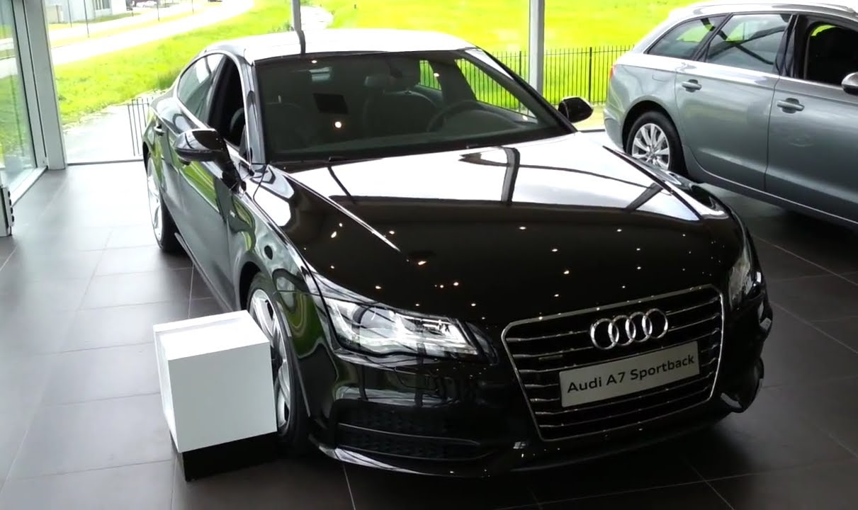 audi a7 s line 2014 in depth review interior exterior navi. Black Bedroom Furniture Sets. Home Design Ideas