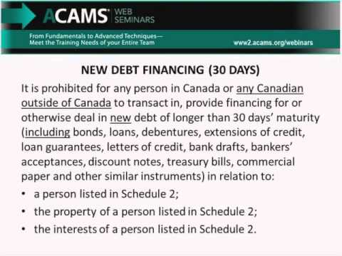 Canada Focus: Update on Emerging Trends in AML & Financial Crime