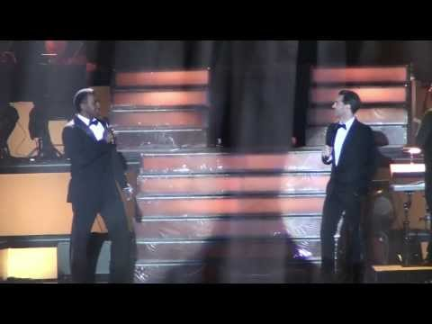 PETER JÖBACK NORM LEWIS ANYTHING YOU CAN DO I CAN DO BETTER