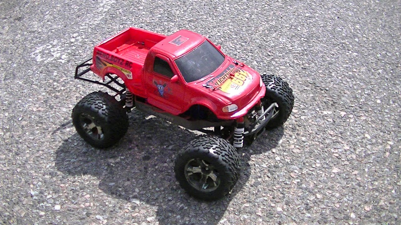Traxxas Stampede 4x4 Vxl Bright Body Shell And