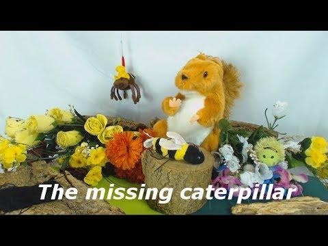 The Missing Caterpillar | Mind Niggles