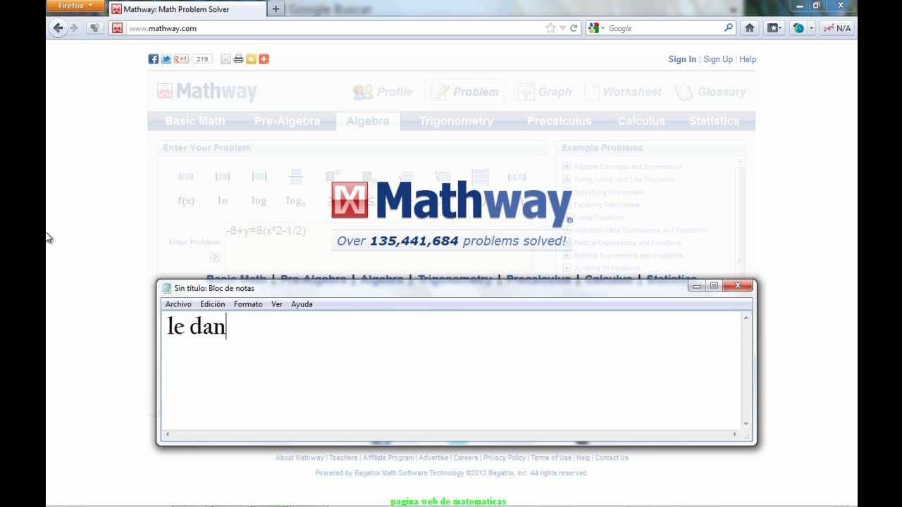 maxresdefault Mathway on