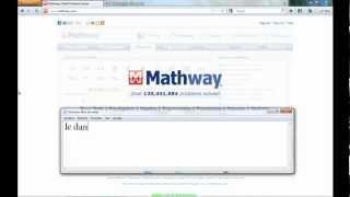 Pagina Para Resolver Problemas De Matematicas Youtube