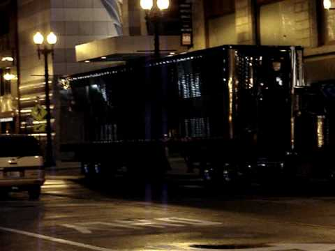 Transformers 3 Filming in Chicago (pt 3)