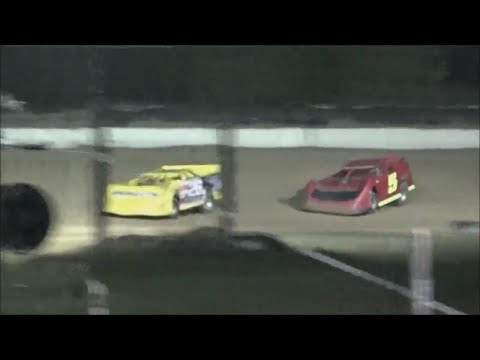 """C Class Late Models - Heat Race #3 - """"Fall Fling"""" at North Florida Speedway - 9-29-2017"""