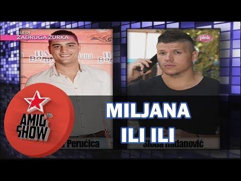 Ili ili - Miljana Kulić (Ami G Show S10)