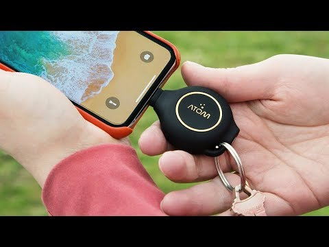 AtomXS | Emergency Phone Charger Keychain