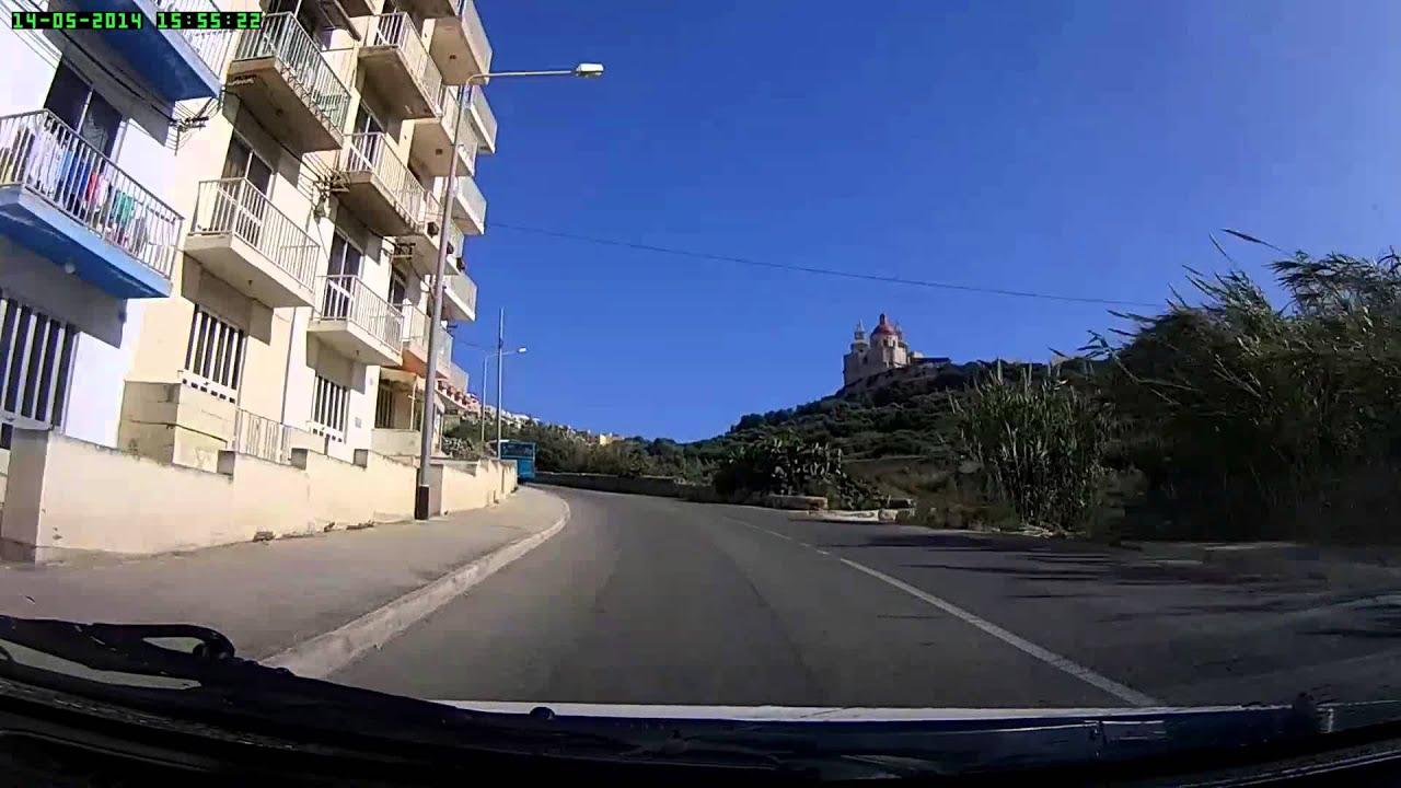 Malta: Cirkewwa Ferry Terminal to St. Paul's Bay