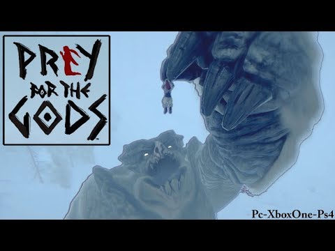 PREY FOR THE GODS: El sucesor espiritual de SHADOW OF THE COLOSSUS