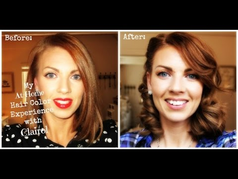 ❤ My At-Home Hair Color Experience with Clairol ❤