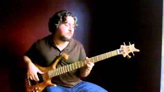 FPETV MXR Bass Octave Deluxe Carbon Copy Delay Pedal DEmo