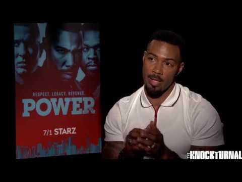 Exclusive: Omari Hardwick And Lela Loren Talk Season 5 Of 'Power'