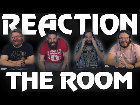 The Room (2003) MOVIE REACTION!!