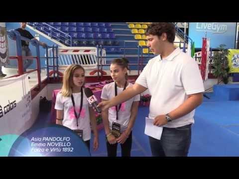 Golden League: intervista ad Asia Pandolfo ed Emma Novello