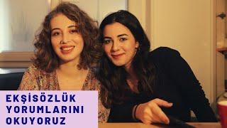 EKŞİSÖZLÜK'TE HAKKIMIZDA YAPILAN YORUMLARI OKUYORUZ - ENES BATUR VS PASSAGE TV