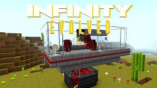 Minecraft Mods FTB Infinity Evolved - MOB GRINDER [E45] (Modded Expert Mode)